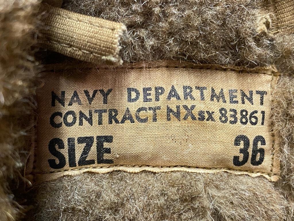 12月23日(水)マグネッツ大阪店Vintage入荷日!! #1 U.S.Navy編!! DeckHookJKT BloodChit,N-1 DeckJKT Stencil,DeckPants,N-3_c0078587_20201945.jpg