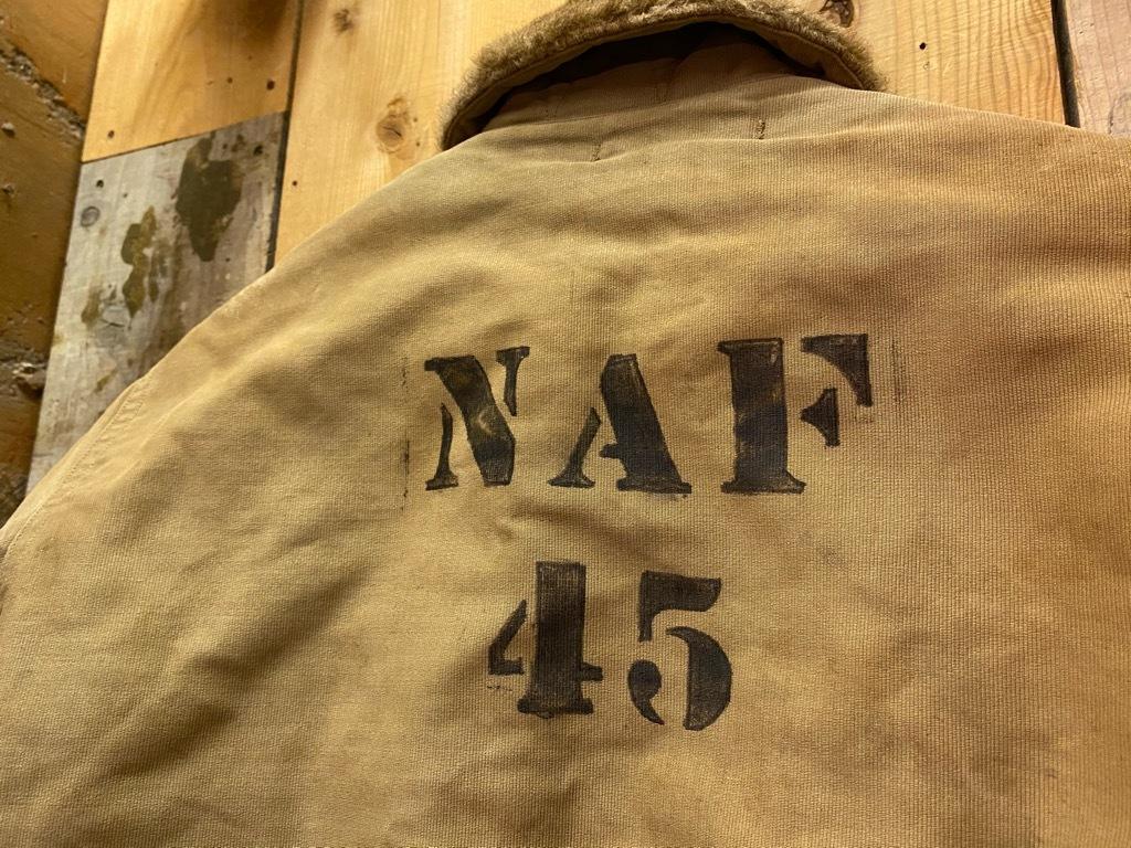 12月23日(水)マグネッツ大阪店Vintage入荷日!! #1 U.S.Navy編!! DeckHookJKT BloodChit,N-1 DeckJKT Stencil,DeckPants,N-3_c0078587_20203714.jpg