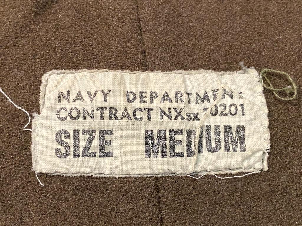 12月23日(水)マグネッツ大阪店Vintage入荷日!! #1 U.S.Navy編!! DeckHookJKT BloodChit,N-1 DeckJKT Stencil,DeckPants,N-3_c0078587_20384220.jpg