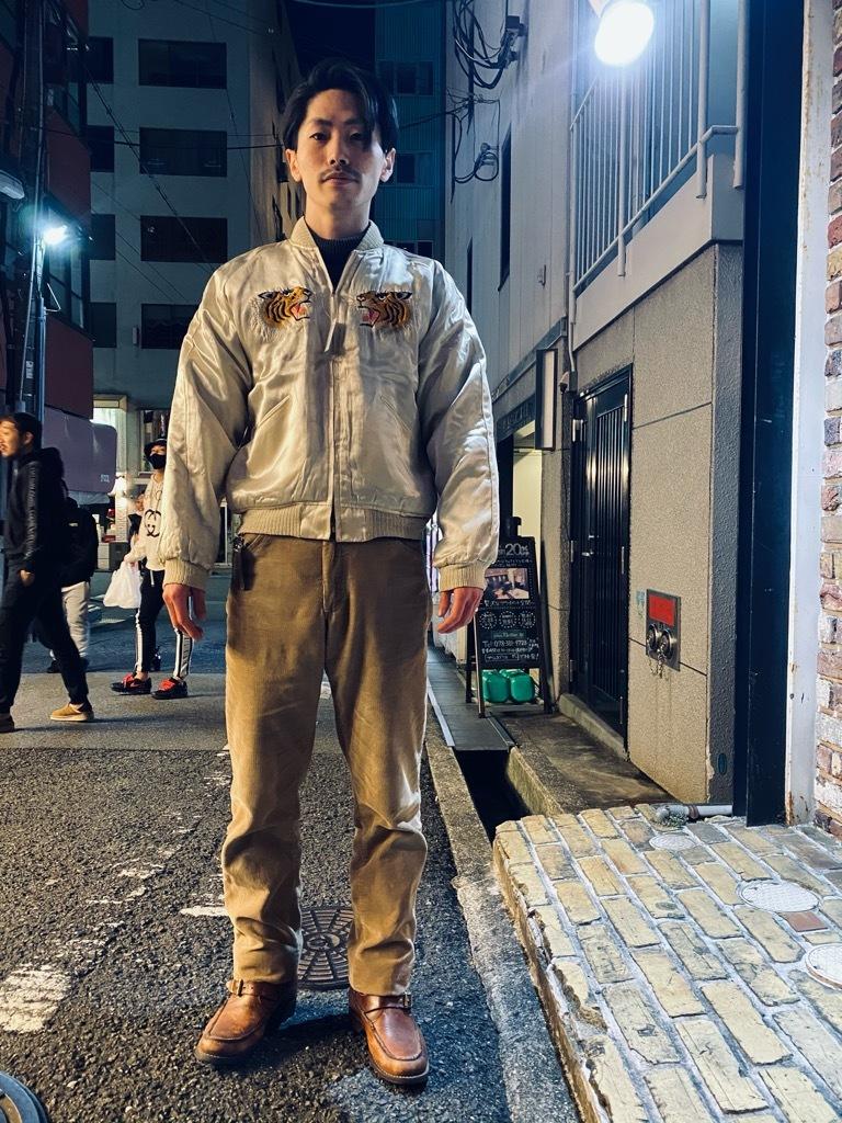 マグネッツ神戸店 12/23(水)Vintage入荷! #1 Japan Souvenir Jacket!!!_c0078587_21525716.jpg