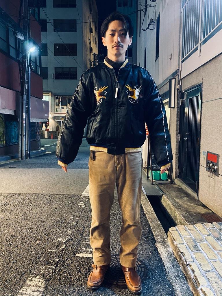 マグネッツ神戸店 12/23(水)Vintage入荷! #1 Japan Souvenir Jacket!!!_c0078587_21533068.jpg