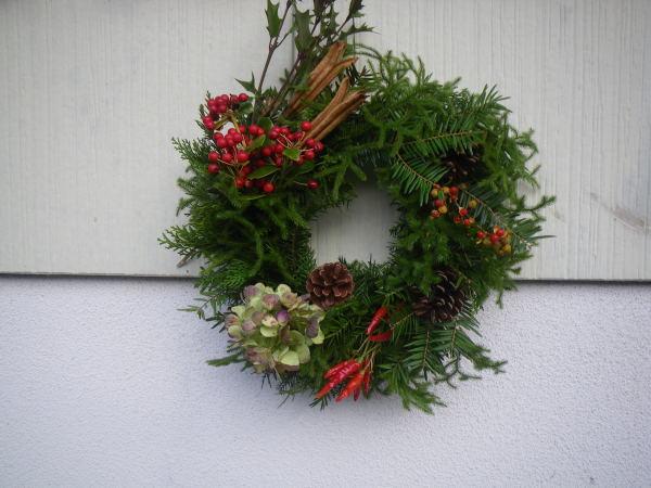 2020 クリスマスリース_b0096418_13235304.jpg
