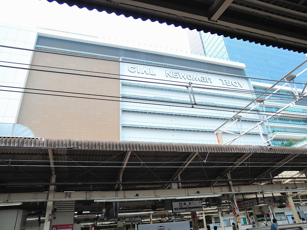 ある風景:JR Yokohama Tower@Yokohama #15_d0393923_22052245.jpg