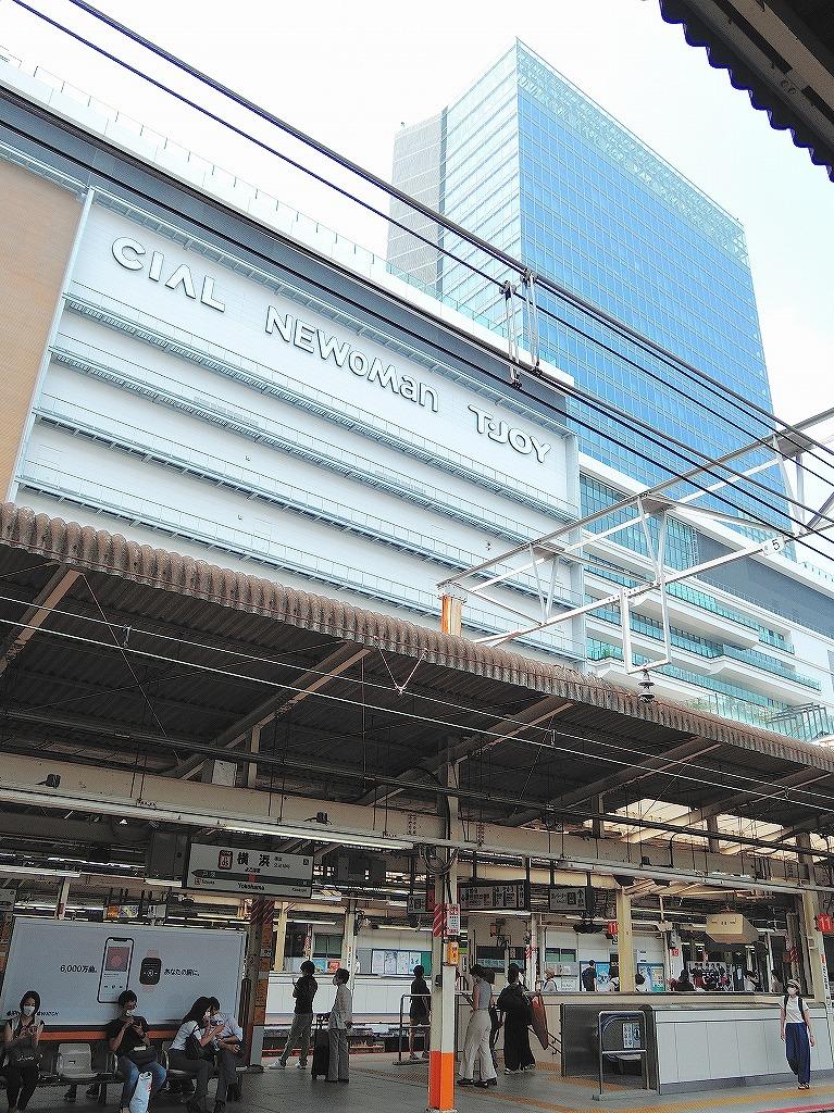 ある風景:JR Yokohama Tower@Yokohama #15_d0393923_22052256.jpg