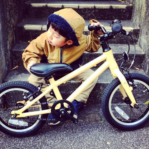 RITEWAY ライトウェイ 子供自転車 「ZIT ジット」キッズバイク おしゃれ子供車 ライトウェイジット_b0212032_17535312.jpeg