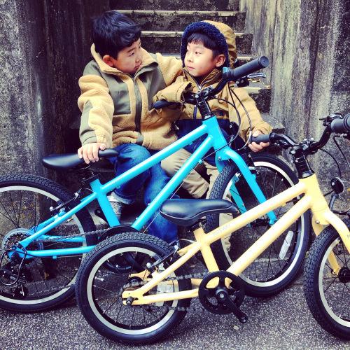 RITEWAY ライトウェイ 子供自転車 「ZIT ジット」キッズバイク おしゃれ子供車 ライトウェイジット_b0212032_17544263.jpeg