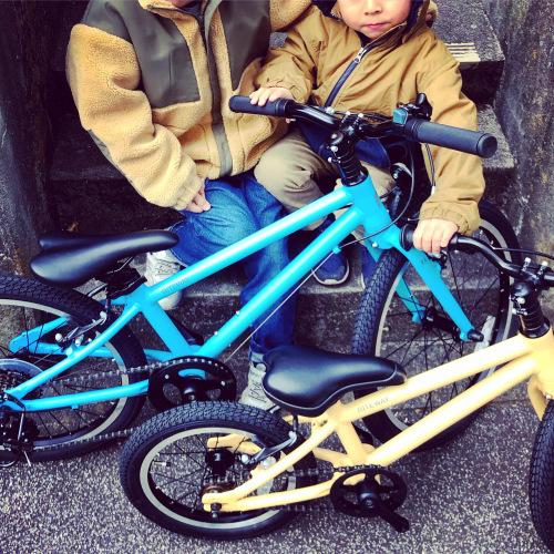 RITEWAY ライトウェイ 子供自転車 「ZIT ジット」キッズバイク おしゃれ子供車 ライトウェイジット_b0212032_17572297.jpeg