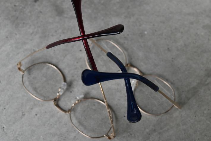 七宝カラーがあしらわれたおしゃれこどもメガネ BCPC KIDS BK-023_f0338654_12043951.jpg