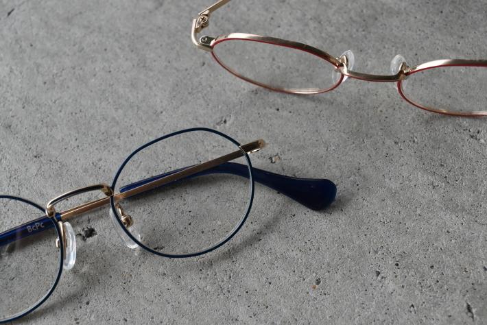 七宝カラーがあしらわれたおしゃれこどもメガネ BCPC KIDS BK-023_f0338654_12044054.jpg