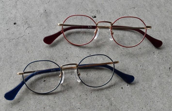 七宝カラーがあしらわれたおしゃれこどもメガネ BCPC KIDS BK-023_f0338654_12044166.jpg