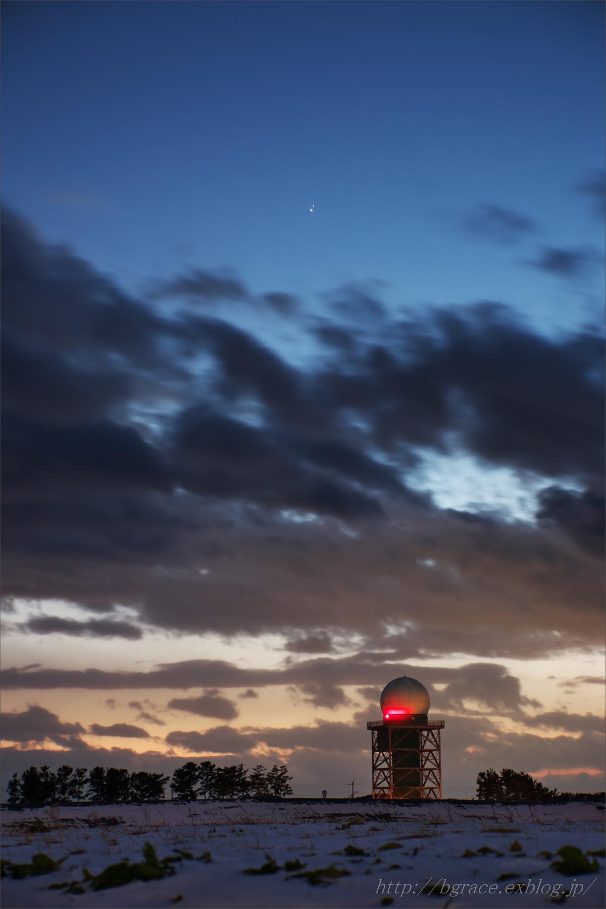 木星と土星の超大接近 (最接近)_b0191074_21194597.jpg