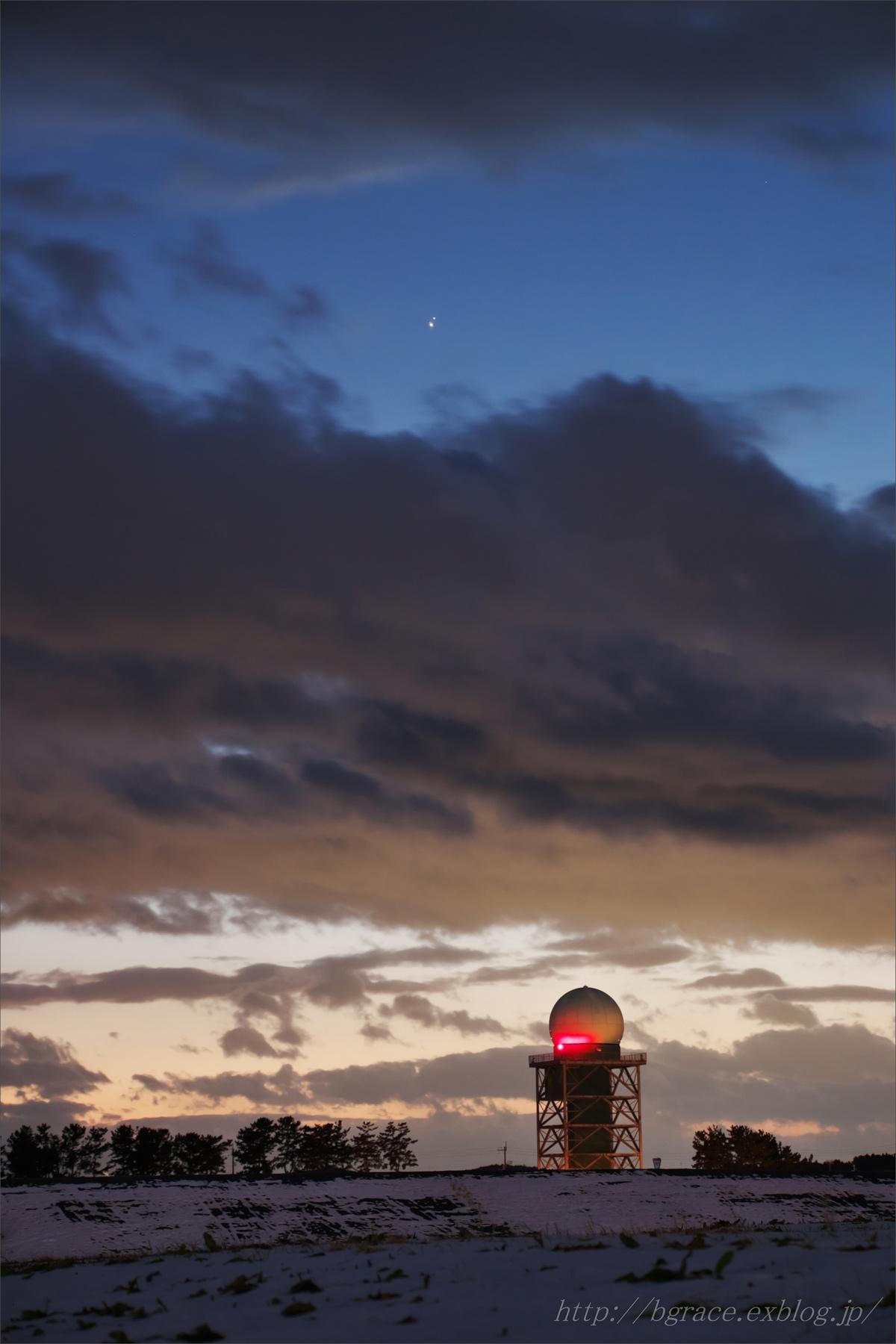 木星と土星の超大接近 (最接近)_b0191074_21195523.jpg