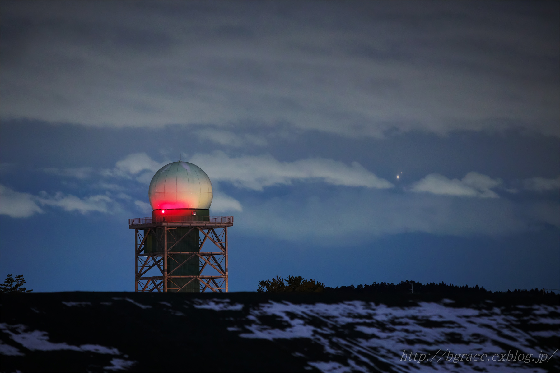 木星と土星の超大接近 (最接近)_b0191074_21201242.jpg