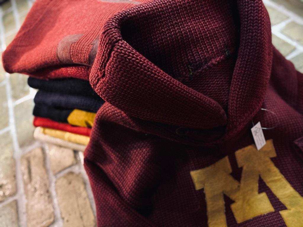 マグネッツ神戸店 12/23(水)Vintage入荷! #3 Athletic Knit Item!!!_c0078587_10443190.jpg