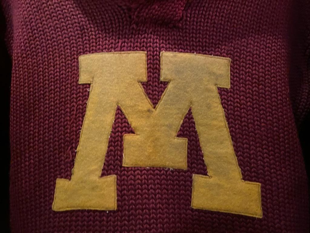 マグネッツ神戸店 12/23(水)Vintage入荷! #3 Athletic Knit Item!!!_c0078587_10445721.jpg