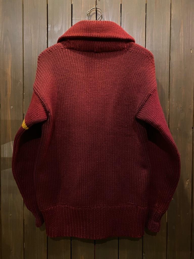マグネッツ神戸店 12/23(水)Vintage入荷! #3 Athletic Knit Item!!!_c0078587_10445761.jpg