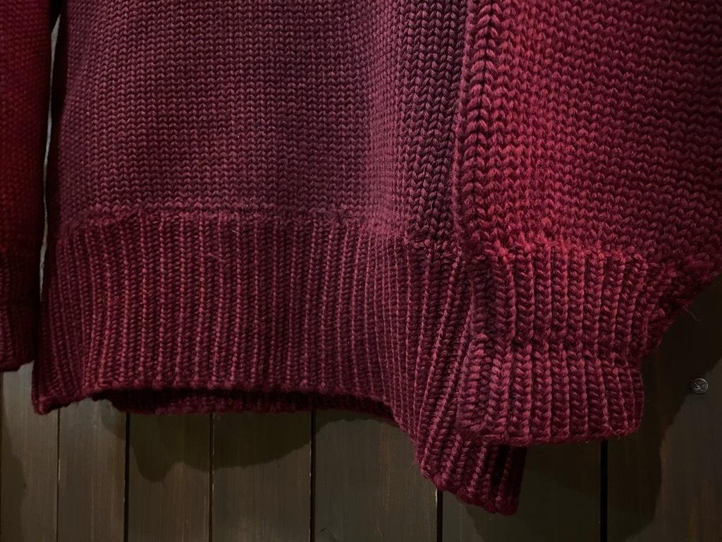 マグネッツ神戸店 12/23(水)Vintage入荷! #3 Athletic Knit Item!!!_c0078587_10445790.jpg