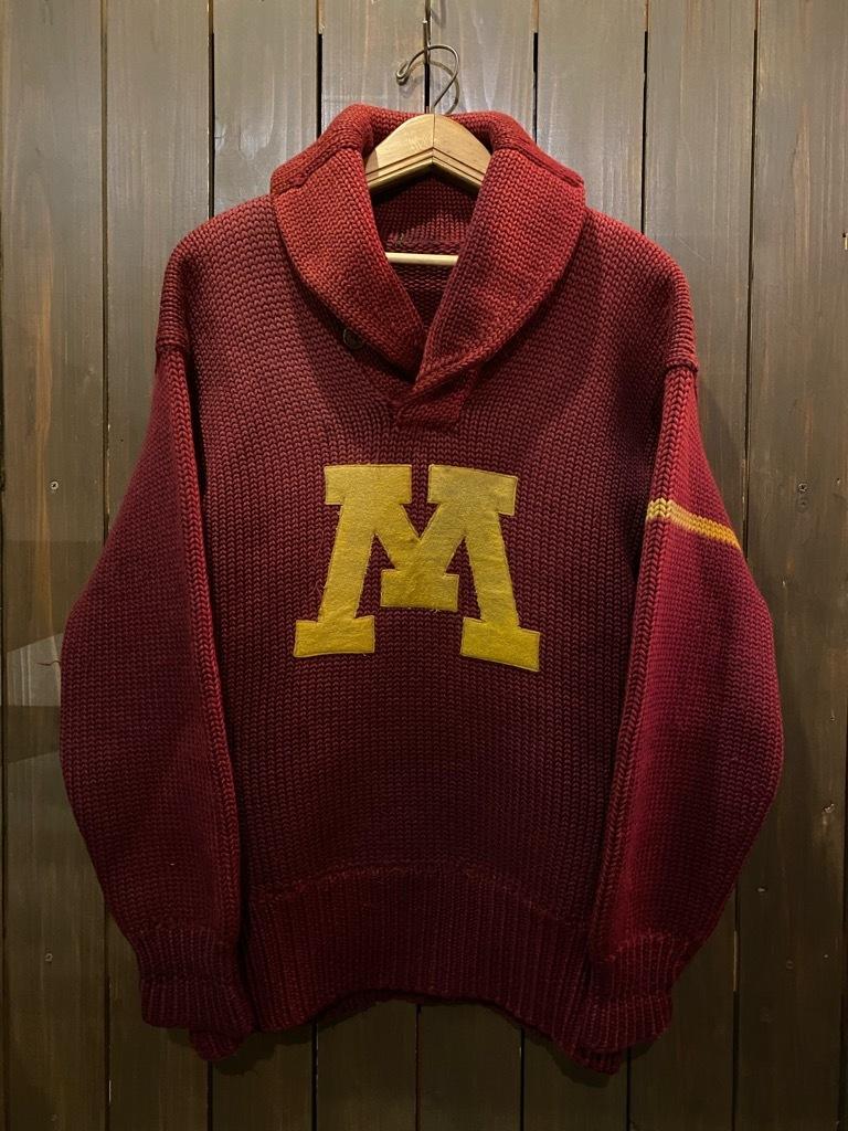 マグネッツ神戸店 12/23(水)Vintage入荷! #3 Athletic Knit Item!!!_c0078587_10445840.jpg