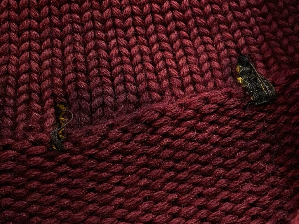 マグネッツ神戸店 12/23(水)Vintage入荷! #3 Athletic Knit Item!!!_c0078587_10445856.jpg