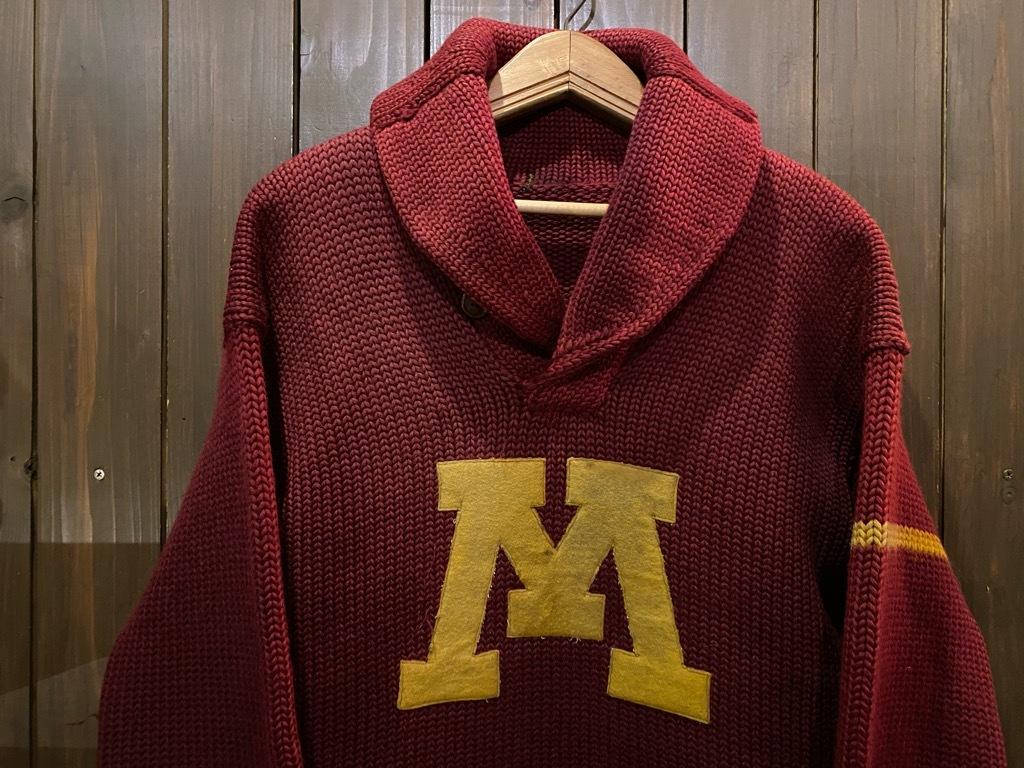 マグネッツ神戸店 12/23(水)Vintage入荷! #3 Athletic Knit Item!!!_c0078587_10445873.jpg