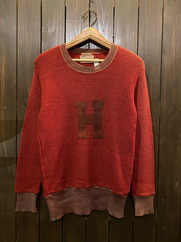 マグネッツ神戸店 12/23(水)Vintage入荷! #3 Athletic Knit Item!!!_c0078587_10461241.jpg