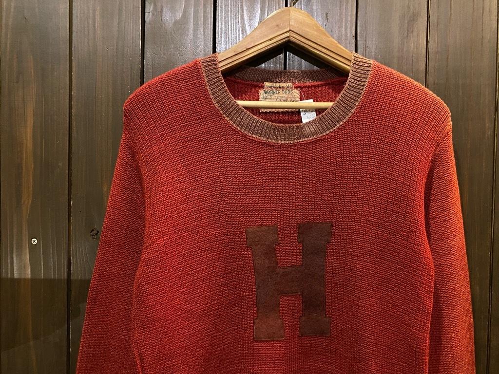 マグネッツ神戸店 12/23(水)Vintage入荷! #3 Athletic Knit Item!!!_c0078587_10461253.jpg
