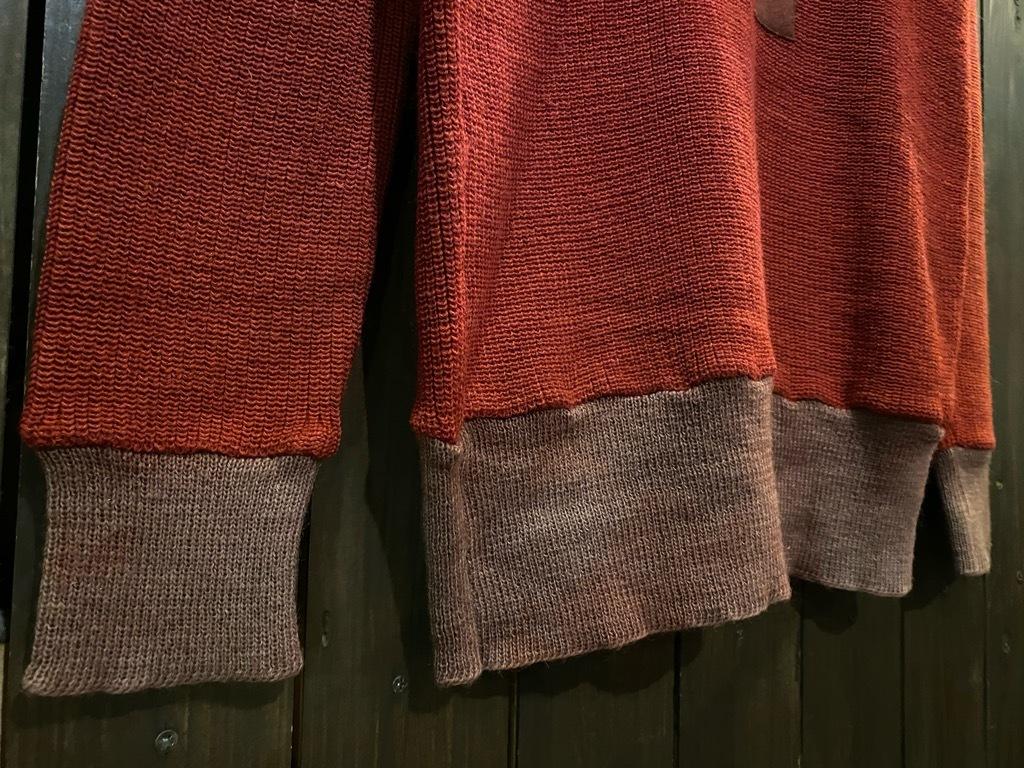 マグネッツ神戸店 12/23(水)Vintage入荷! #3 Athletic Knit Item!!!_c0078587_10461315.jpg