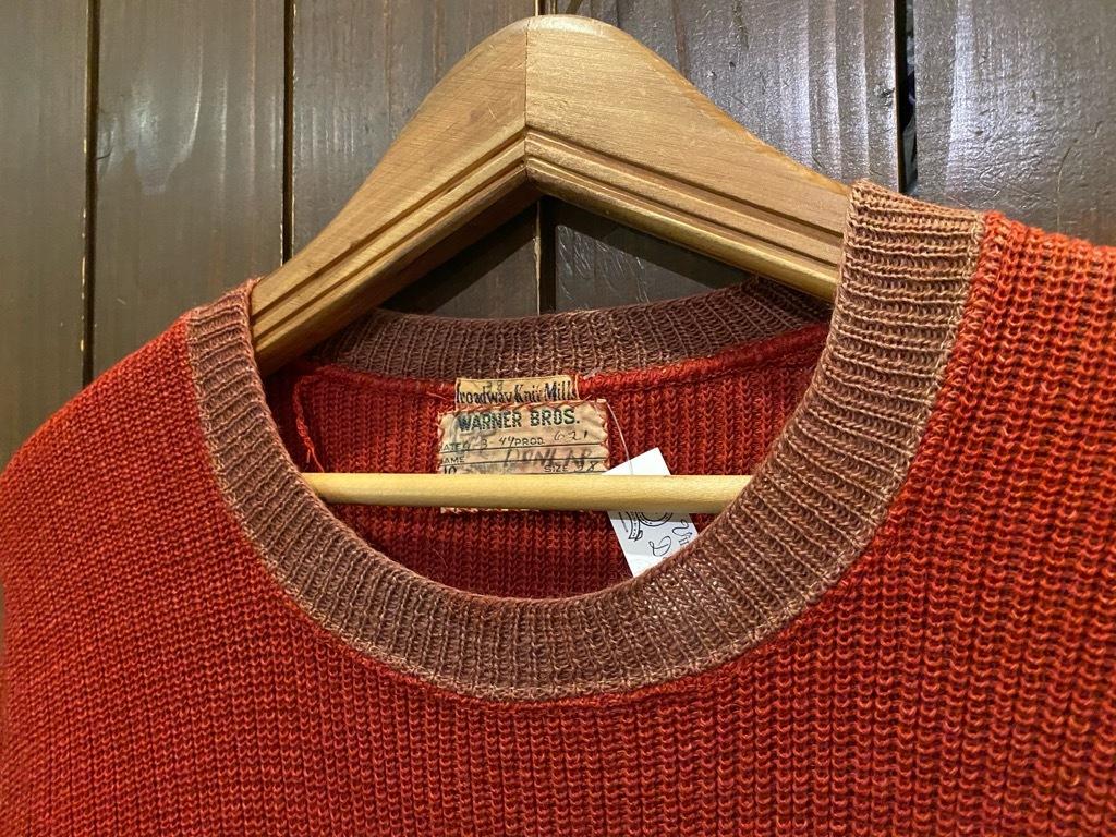 マグネッツ神戸店 12/23(水)Vintage入荷! #3 Athletic Knit Item!!!_c0078587_10461335.jpg
