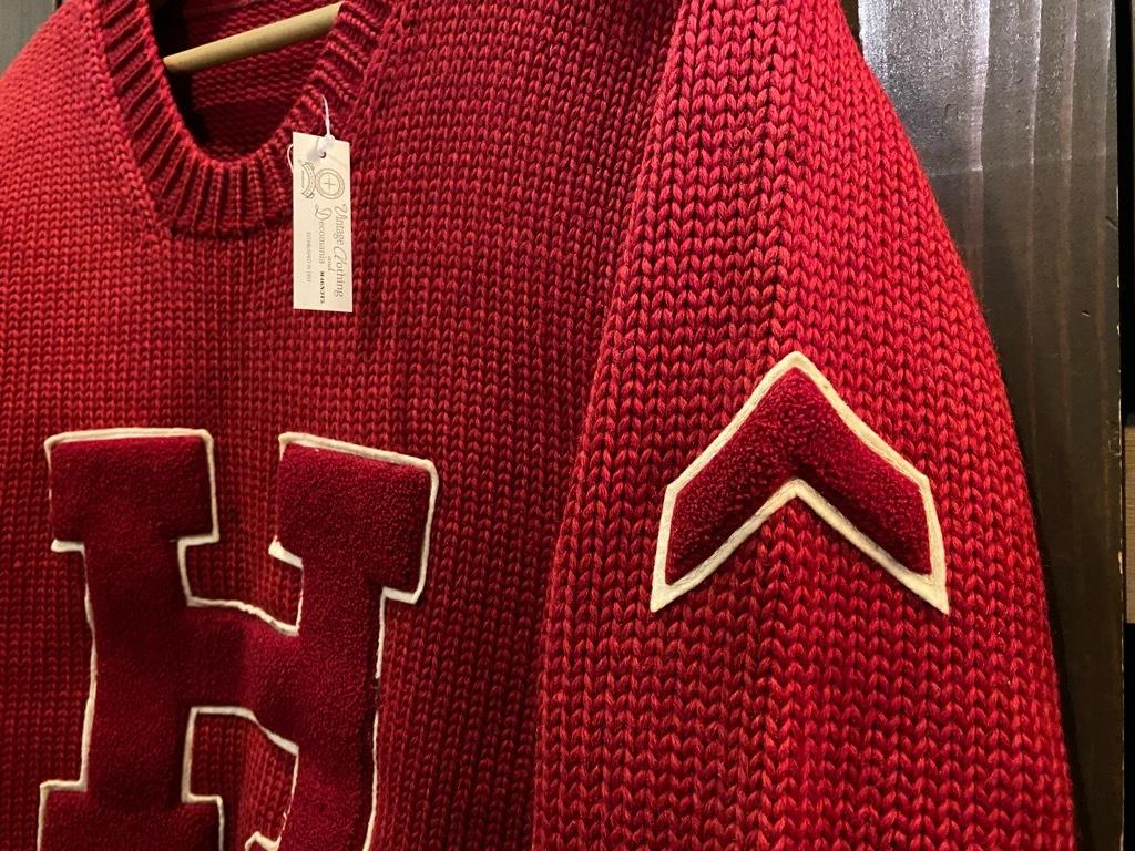 マグネッツ神戸店 12/23(水)Vintage入荷! #3 Athletic Knit Item!!!_c0078587_10470262.jpg