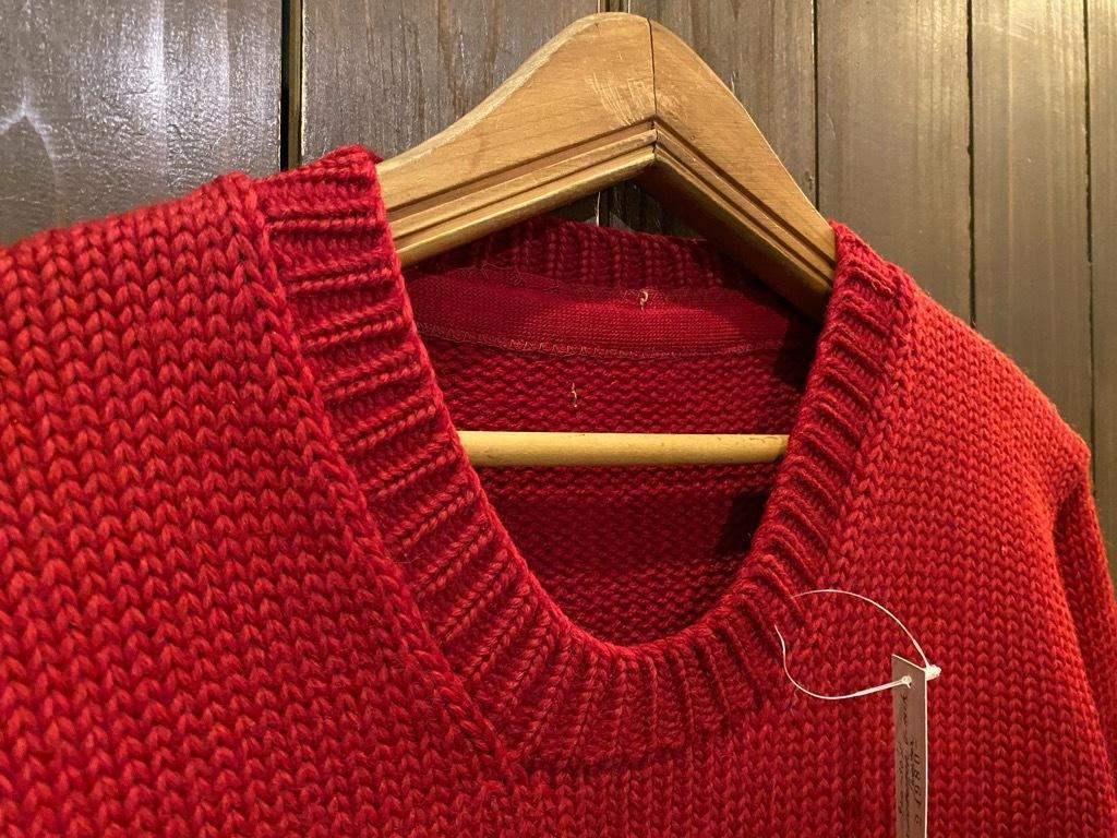 マグネッツ神戸店 12/23(水)Vintage入荷! #3 Athletic Knit Item!!!_c0078587_10470291.jpg