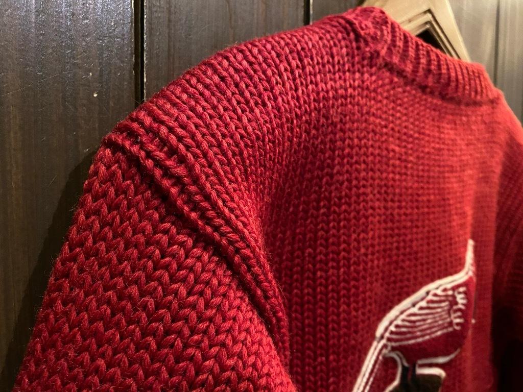 マグネッツ神戸店 12/23(水)Vintage入荷! #3 Athletic Knit Item!!!_c0078587_10470325.jpg