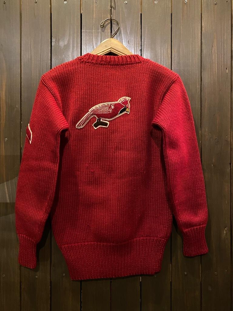 マグネッツ神戸店 12/23(水)Vintage入荷! #3 Athletic Knit Item!!!_c0078587_10470343.jpg
