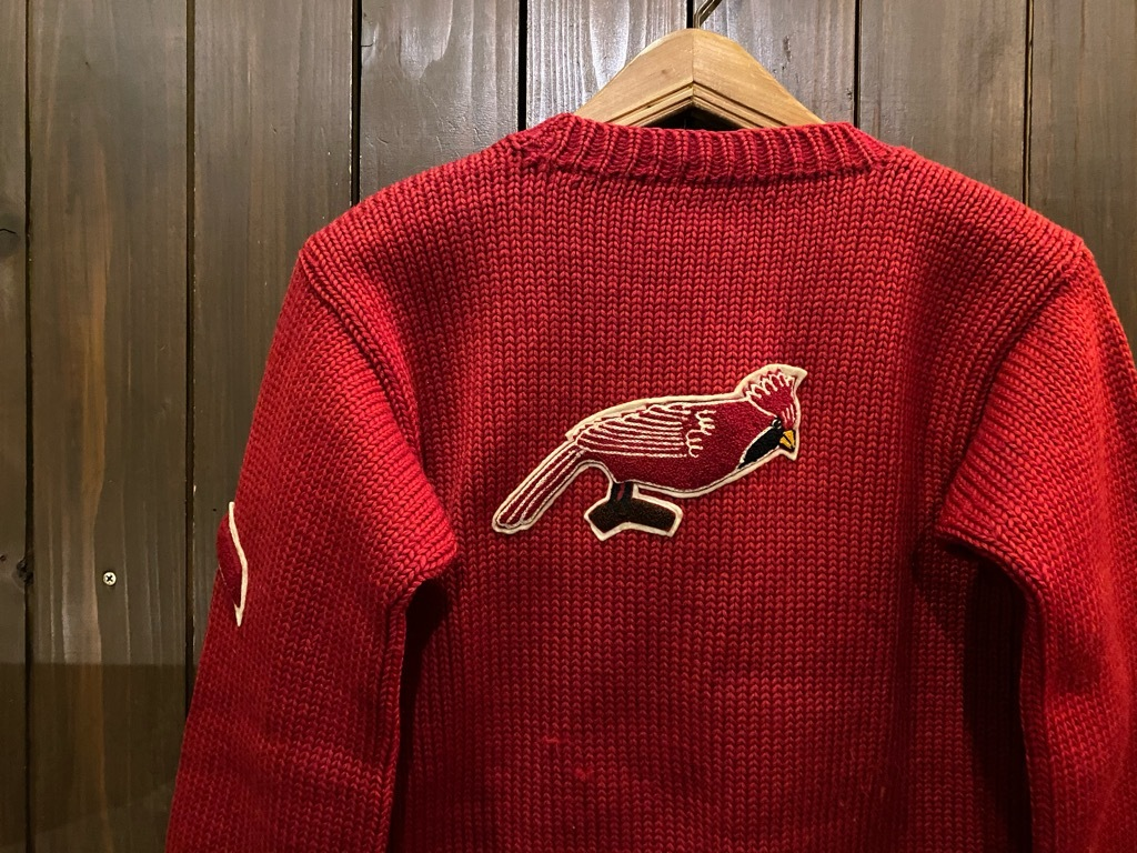 マグネッツ神戸店 12/23(水)Vintage入荷! #3 Athletic Knit Item!!!_c0078587_10470368.jpg