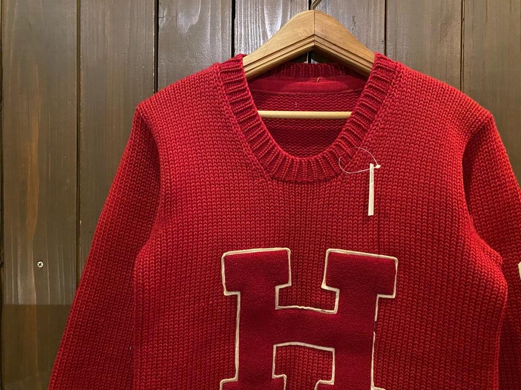 マグネッツ神戸店 12/23(水)Vintage入荷! #3 Athletic Knit Item!!!_c0078587_10470418.jpg