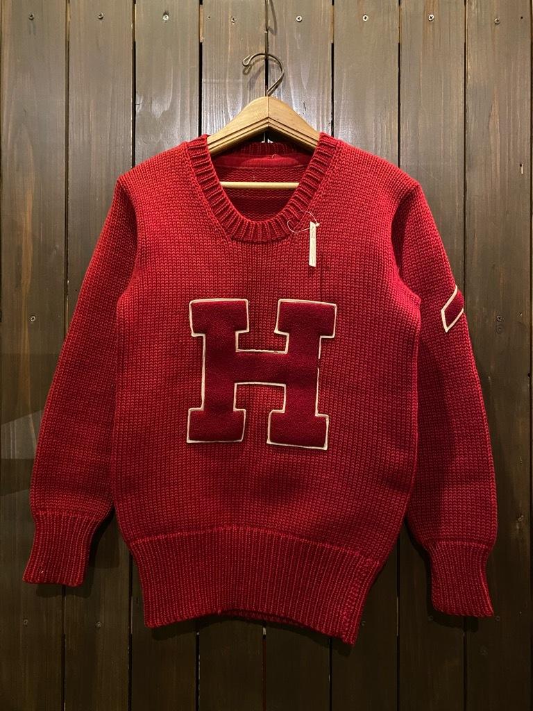 マグネッツ神戸店 12/23(水)Vintage入荷! #3 Athletic Knit Item!!!_c0078587_10470451.jpg