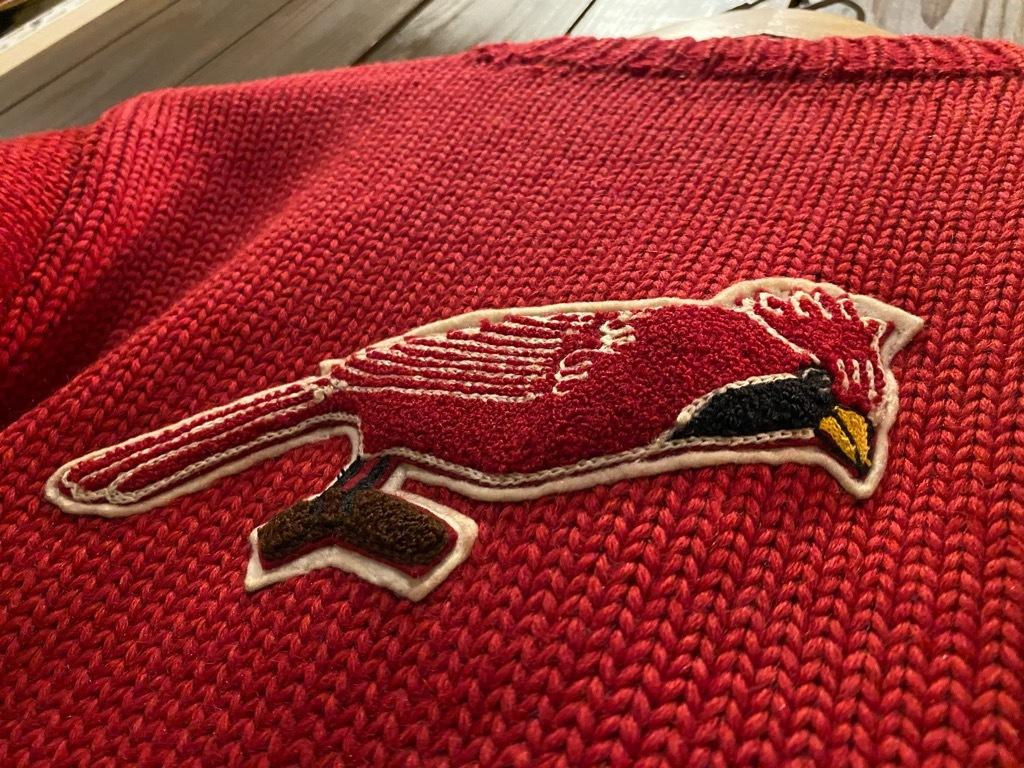 マグネッツ神戸店 12/23(水)Vintage入荷! #3 Athletic Knit Item!!!_c0078587_10480574.jpg