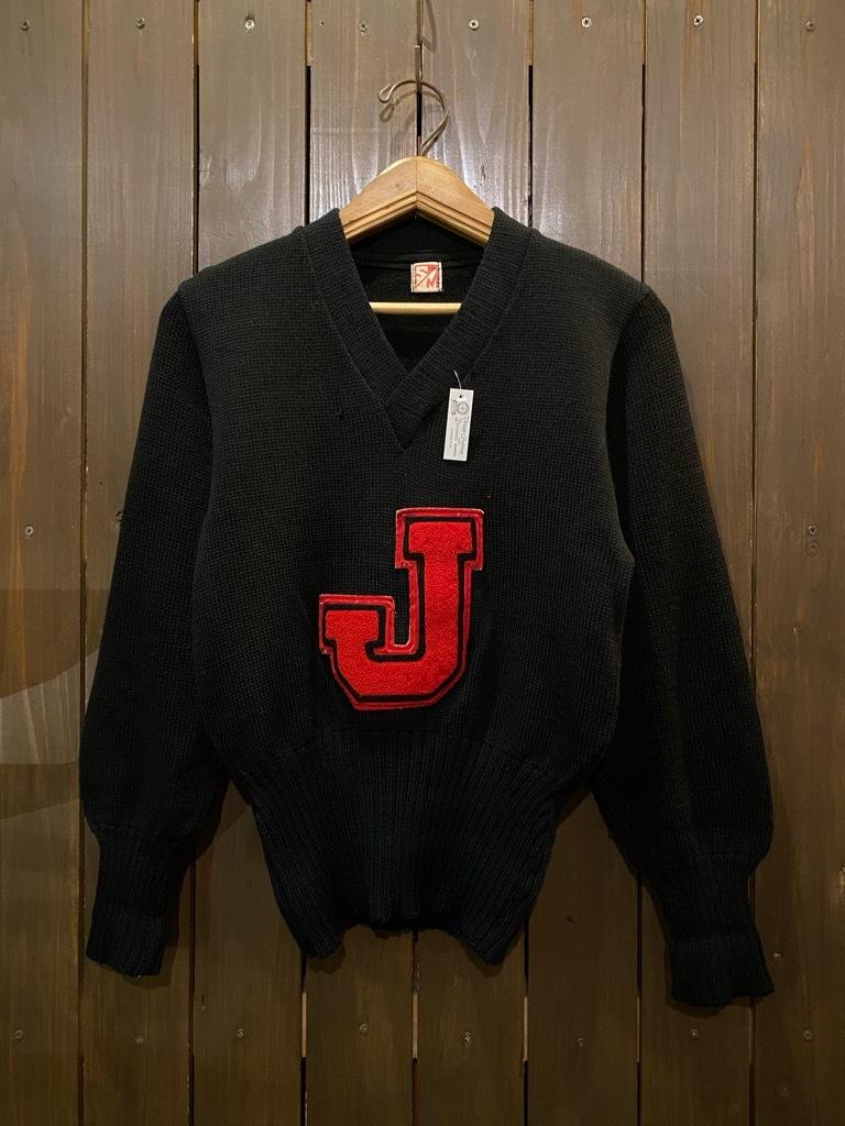 マグネッツ神戸店 12/23(水)Vintage入荷! #3 Athletic Knit Item!!!_c0078587_10482521.jpg