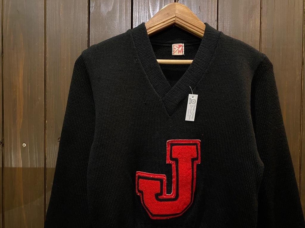 マグネッツ神戸店 12/23(水)Vintage入荷! #3 Athletic Knit Item!!!_c0078587_10482551.jpg