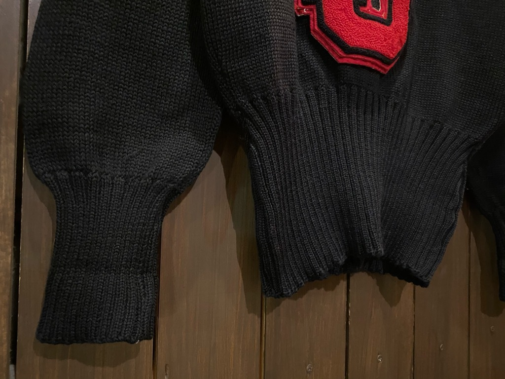 マグネッツ神戸店 12/23(水)Vintage入荷! #3 Athletic Knit Item!!!_c0078587_10482563.jpg