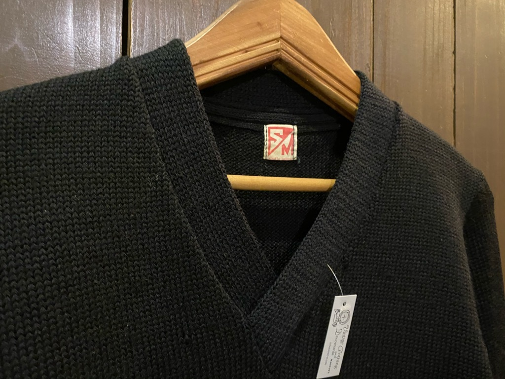 マグネッツ神戸店 12/23(水)Vintage入荷! #3 Athletic Knit Item!!!_c0078587_10482573.jpg