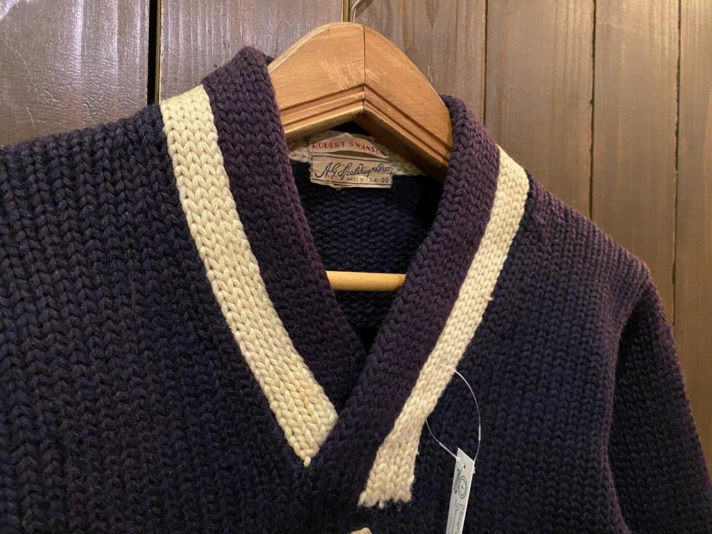 マグネッツ神戸店 12/23(水)Vintage入荷! #3 Athletic Knit Item!!!_c0078587_10490603.jpg