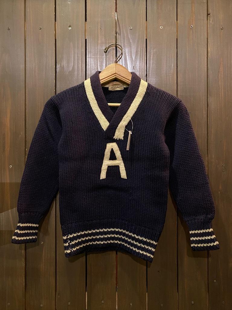 マグネッツ神戸店 12/23(水)Vintage入荷! #3 Athletic Knit Item!!!_c0078587_10490789.jpg