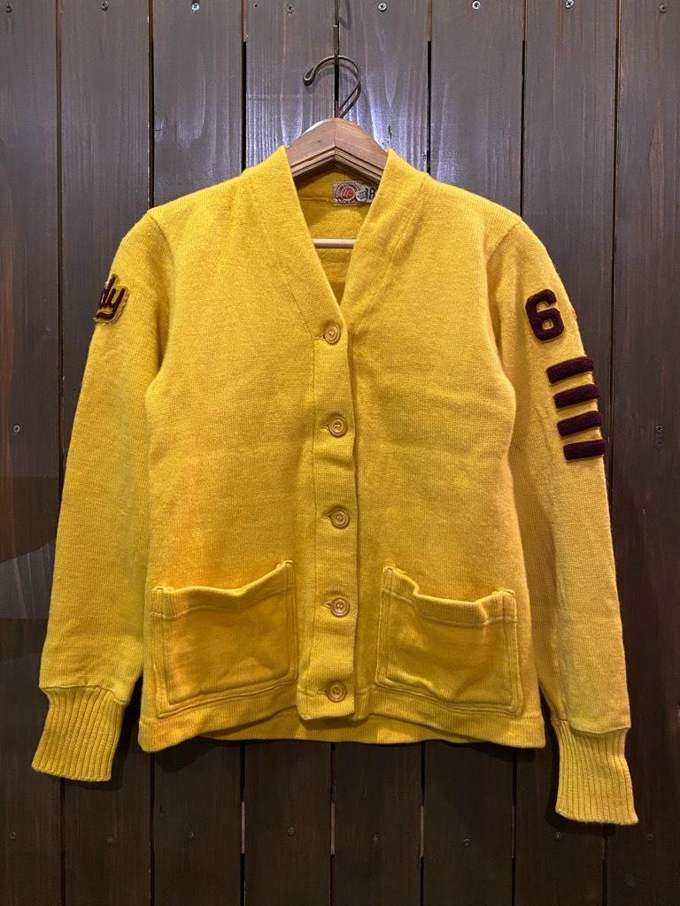 マグネッツ神戸店 12/23(水)Vintage入荷! #3 Athletic Knit Item!!!_c0078587_10524901.jpg