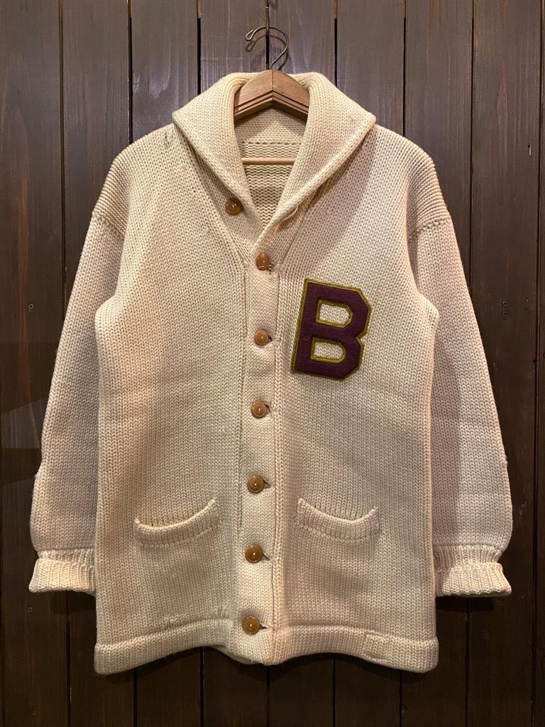 マグネッツ神戸店 12/23(水)Vintage入荷! #3 Athletic Knit Item!!!_c0078587_10532838.jpg
