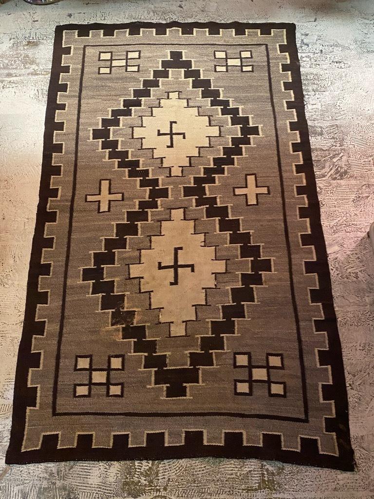 12月23日(水)マグネッツ大阪店Vintage入荷日!! #5 VintageRug編!! Navajo Swastika,Chimayo RugJKT!!_c0078587_22351770.jpg