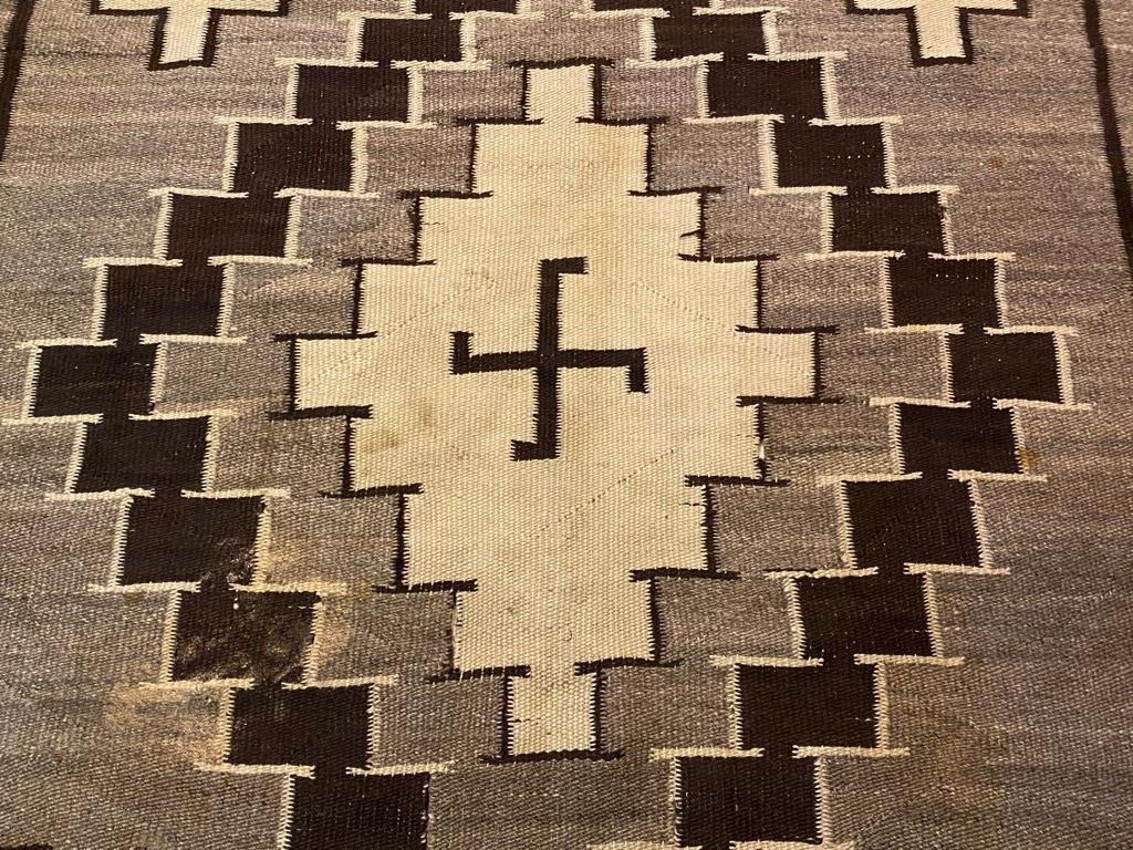 12月23日(水)マグネッツ大阪店Vintage入荷日!! #5 VintageRug編!! Navajo Swastika,Chimayo RugJKT!!_c0078587_22352367.jpg