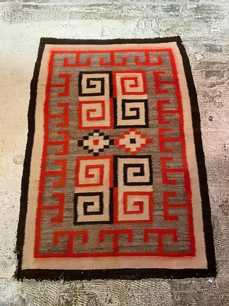 12月23日(水)マグネッツ大阪店Vintage入荷日!! #5 VintageRug編!! Navajo Swastika,Chimayo RugJKT!!_c0078587_22390596.jpg