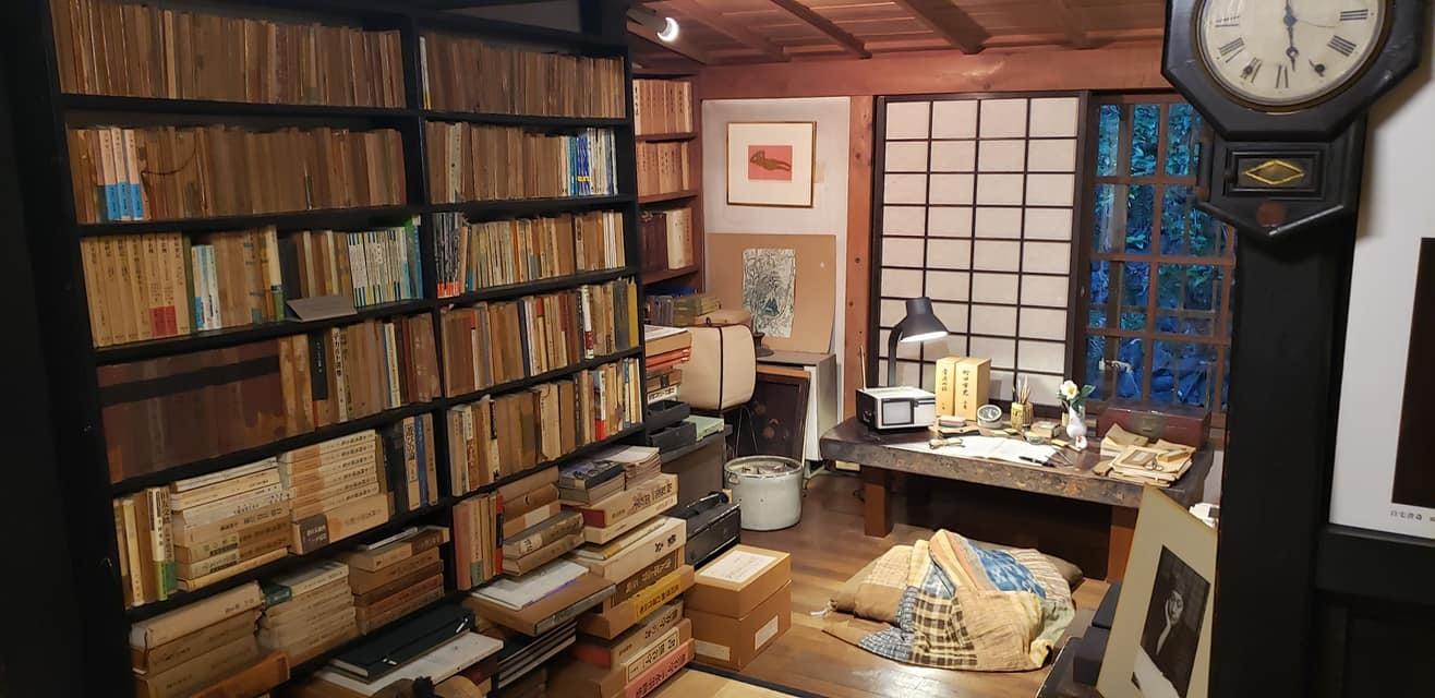 毎年楽しみにしている、白洲次郎邸(武相荘)での忘年会。_c0186691_19012431.jpg
