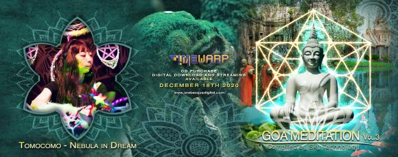 コンピレーションCDリリースのお知らせ(Timewarp Rec)_c0311698_18373351.jpg