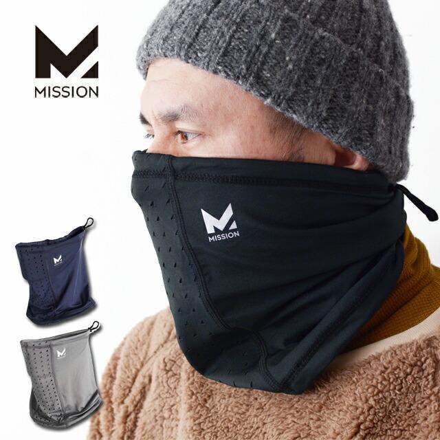 MISSION [ミッション]ALL SEASON ADJUSTABLE GAITER [109520/109521/109522] アジャスタブル ゲイター・MEN\'S/LADY\'S _f0051306_17224406.jpg